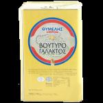 Λιωμένο Βούτυρο από 100% Πρόβειο & Γίδινο Γάλα - Συσκευασία 17κιλών - Τυροκομικά Θυμέλης