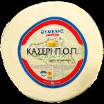 Κασέρι Μυτιλήνης Π.Ο.Π Συσκευασία 8 κιλών - Ημίσκληρο Τυρί - Τυροκομικά Θυμέλης Λέσβος