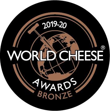 Η Γραβιέρα ΘΥΜΕΛΗΣ κερδίζει το Χάλκινο Βραβείο στον διαγωνισμό World Cheese Awards 2019